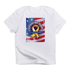 Support Our Troops Infant T-Shirt