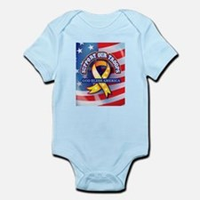Support Our Troops Infant Bodysuit