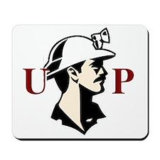 U.P. Miner Mousepad
