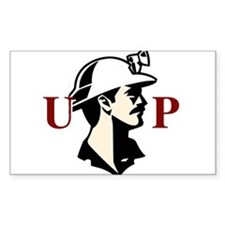 U.P. Miner Decal
