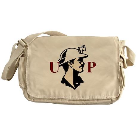 U.P. Miner Messenger Bag