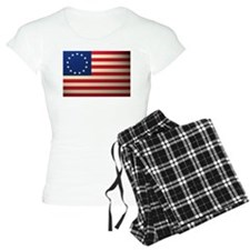 Betsy Ross American Flag Pajamas