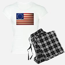 Betsy Ross American Flag Pajamas