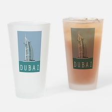 Dubai Burj Al Arab Drinking Glass
