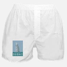 Dubai Burj Al Arab Boxer Shorts