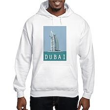 Dubai Burj Al Arab Hoodie