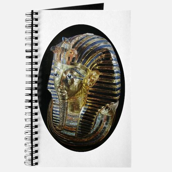 Tutankhamon's Golden Mask Journal