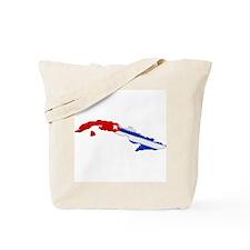 """Pixel Cuba"" Tote Bag"