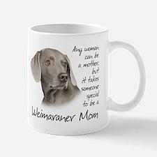 Weimaraner Mom Small Small Mug