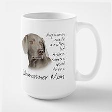 Weimaraner Mom Ceramic Mugs