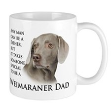 Weimaraner Dad Small Small Mug