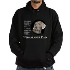 Weimaraner Dad Hoodie