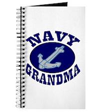 Navy Grandma Journal
