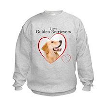 Golden Love Sweatshirt