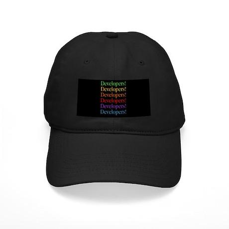 Developers (black) Black Cap