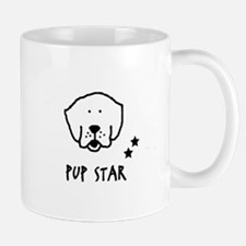 Pup Star Featuring Timmy Mug