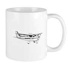 Cessna 172 Coffee Mug