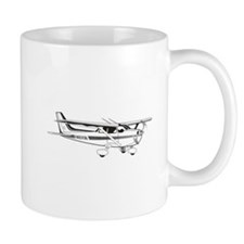 Cessna 172 Coffee Small Mug