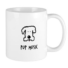 Pup Music Featuring Lola Mug