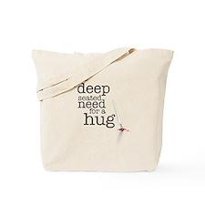 Need for a hug Tote Bag