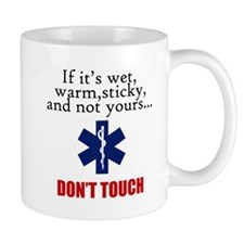 Don't Touch Mug