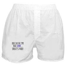 Because I Said So Boxer Shorts