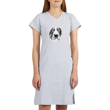 SWISS MOUNTAIN DOG - Women's Nightshirt