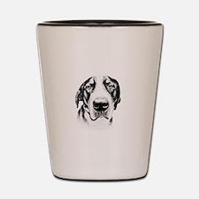 SWISS MOUNTAIN DOG - Shot Glass