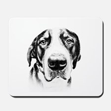 SWISS MOUNTAIN DOG - Mousepad