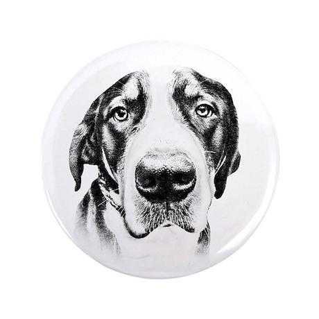 "SWISS MOUNTAIN DOG - 3.5"" Button (100 pack)"