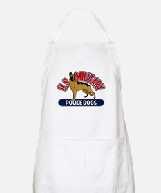 Military Police Dogs Apron