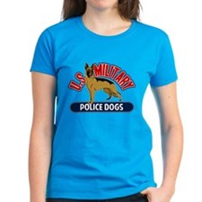 Military Police Dogs Tee