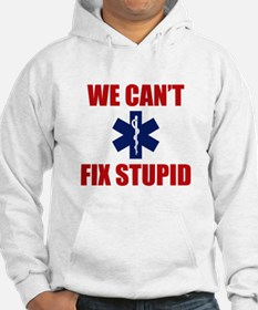 We Can't Fix Stupid Hoodie