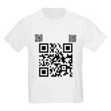 Twilight Fan QR Code by Twiba T-Shirt