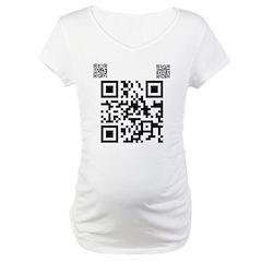 Twilight Fan QR Code by Twiba Shirt