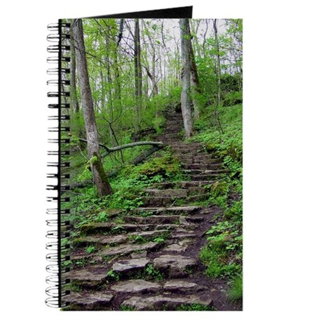 Yellow Springs Stairs Journal