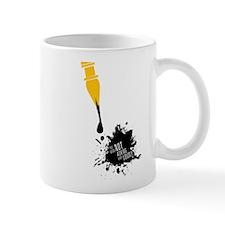 You were not asking very loud Mug