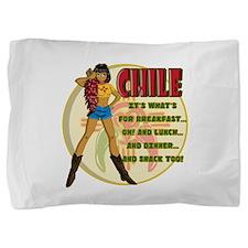 CHILE Pillow Sham
