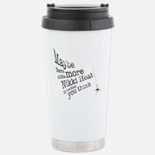 Maybe there's a little more Travel Mug