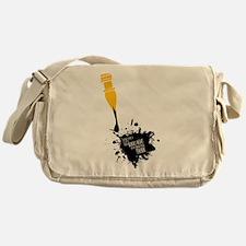 Nikki Heat Messenger Bag