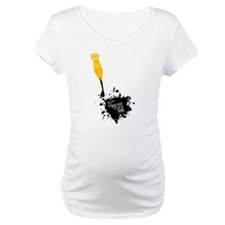 Nikki Heat Maternity T-Shirt