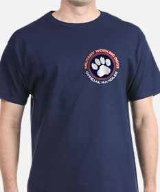 Military Working Dogs T-Shirt