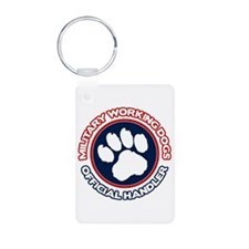 Military Working Dogs Keychains
