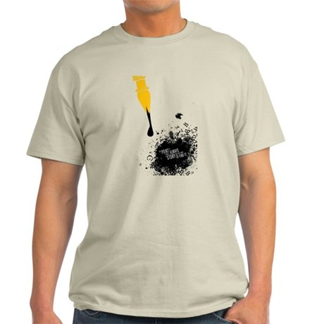 There's always a story Light T-Shirt