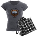 Adair's Irish Pub Crawl Maternity Dark T-Shirt