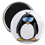 Cool penguin Magnet