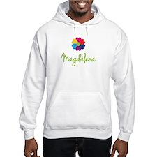 Magdalena Valentine Flower Hoodie