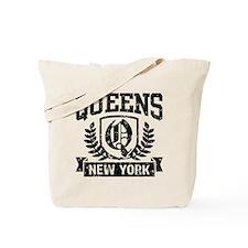 Queens NY Tote Bag