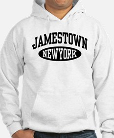 Jamestown New York Hoodie Sweatshirt