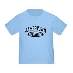 Jamestown New York T